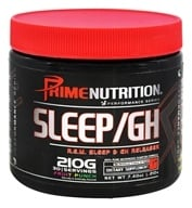 Performance Series Sleep/GH