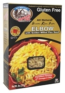 Gluten Free Brown Rice Elbow Pasta