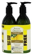 Avalon Organics - Hand & Body Lotion BOGO Lemon - 12 oz.