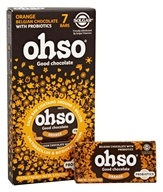 Ohso Probiotic Chocolate Bar