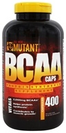 Mutant - BCAA Caps 2000 mg. - 400 Capsules