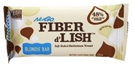 NuGo Nutrition - Fiber d'Lish Blondie Bar - 1.6 oz.