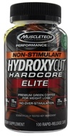 Hydroxycut Hardcore Elite Performance Series Non-Stimulant
