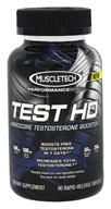 Muscletech Products - Test HD Performance Series Hardcore Testosterone Booster - 90 Caplets