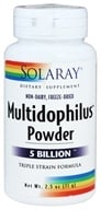 Multidophilus Powder 5 Billion Triple Strain Formula