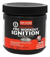 Elite Series Pre-Workout Ignition Professional Strength