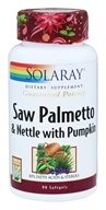Saw Palmetto & Nettle with Pumpkin