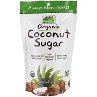Now Real Food Organic Coconut Sugar
