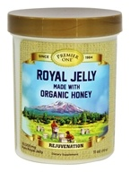 Royal Jelly Made with