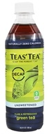 Tea's Tea - Unsweetened Decaf Green Tea - 16.9 oz.