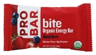 Bite Organic Energy Bar Mixed Berry