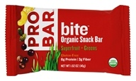 Bite Organic Energy Bar Superfruit and Greens