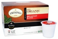100% Organic Breakfast Blend Black Tea
