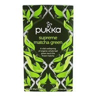 Organic Herbal Tea Supreme Matcha Green