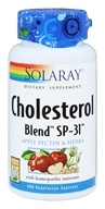 Solaray - Cholesterol Blend SP-31 - 100 Vegetarian Capsules