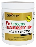 ProGreens Energy with NT Factor Powder