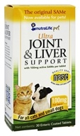 Ultra Joint & Liver Support for All Cats & Small Dogs