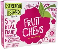 Fruit Chews Raz-Mataz Berry Flavor 5 x 0.99 oz (28 g) Pouches