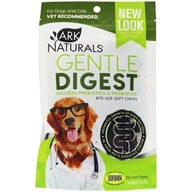 Ark Naturals - Gentle Digest Bite Sized Soft Chews For Cats and Dogs - 3.2 oz.