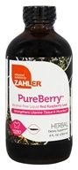 Zahler - PureBerry Red Raspberry - 8 oz.