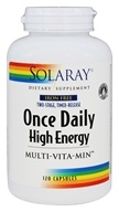 Once Daily High Energy Multi-Vita-Min Iron-Free