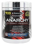 Anarchy Max Potency Pre-Workout Performance Series