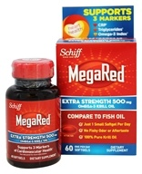 MegaRed Extra Strength Omega-3 Krill Oil