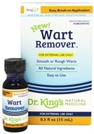 King Bio - Wart Remover - 0.5 oz.