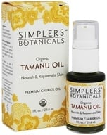 Organic Tamanu Premium Carrier Oil