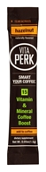 VitaPerk - Vitamin and Mineral Coffee Boost Hazelnut - 0.05 oz.