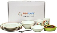 DROPPED: SlimPlate System - Weight Loss in a Box Plate Set - 13 Piece(s)