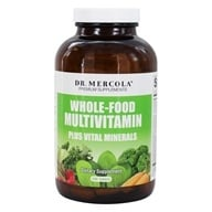 Dr. Mercola Premium Products - Whole-Food Multivitamin Plus - 240 Tablets