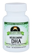 Vegan True Neuromins DHA