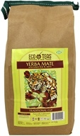 Eco Teas - Yerba Mate Unsmoked Leaf & Stem Traditional Cut - 5 lbs.