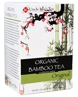 Uncle Lee's Tea - Organic Bamboo Tea Original - 18 Tea Bags