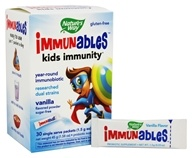 Immunables Vanilla Flavored 30 x 1.5 g Packets