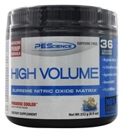 High Volume Supreme Nitric Oxide Matrix