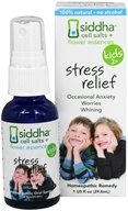 Cell Salts + Flower Essences Kids 2+ Stress Relief Homeopathic Remedy