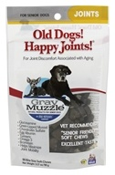 Gray Muzzle Old Dog! Happy Joints! Canine Aging Support