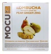 Pear Ginger Kombucha Drink Mix Digestive Blend