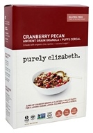 Organic Ancient Granola Cereal and Puffs