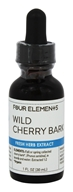Fresh Herb Extract Tincture Wild Cherry Bark