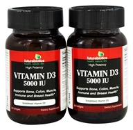 High Potency Vitamin D3 BOGO