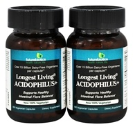 Longest Living Acidophilus + BOGO
