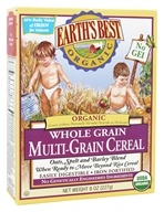 Organic Whole Grain Multi-Grain Ceral