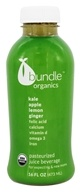 Bundle Organics - Organic Prenatal Juice Kale Apple Lemon Ginger - 16 oz.