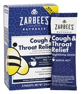 Cough & Throat Relief Nighttime Drink