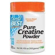 Doctor's Best - Creatine Powder Featuring Creapure - 10.6 oz.