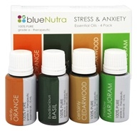 100% Pure Essential Oil Stress & Anxiety
