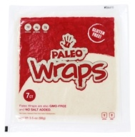 Julian Bakery - Paleo Wraps - 3.5 oz.